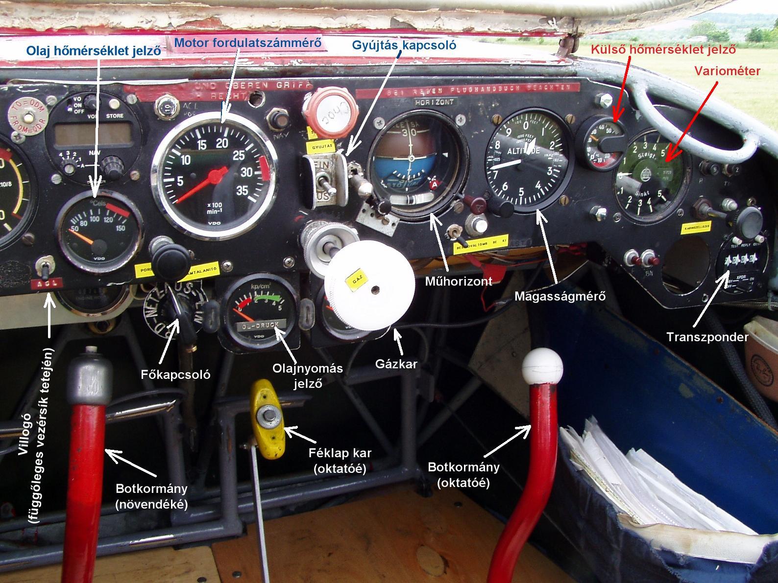 SF 25 falke kabin jobb oldal