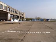 Tököl repülőtér (LHTL) nagyhangár